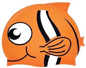Water Gear Critter Cap,Orange,One Size