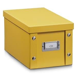 Zeller 17650 caja de almacenaje cart n de 16 5 x 28 x 15 for Cajas carton almacenaje