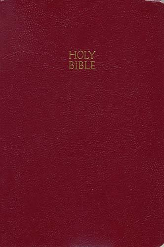 The Holy Bible: Old and New Testaments, Authorized King James Version