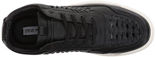 Steve Madden Heren Moed Sneaker Zwart
