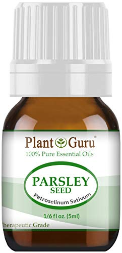 (Parsley Seed Essential Oil 5 ml 100% Pure Undiluted Therapeutic Grade.)