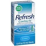 Allergan Refresh Soft Contacts, Contact Lens