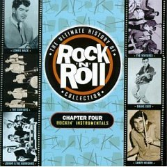 Sandy Nelson - The Ultimate History Of Rock & Roll Collection - Chapter 4 - Rockin