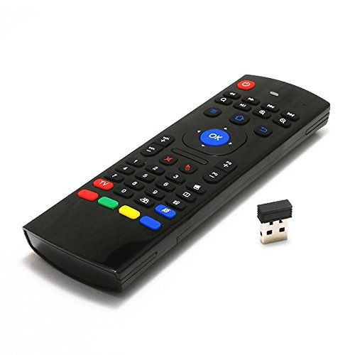 Qjoy Air Mouse Multifunction Remote Control Wireless Keyb...