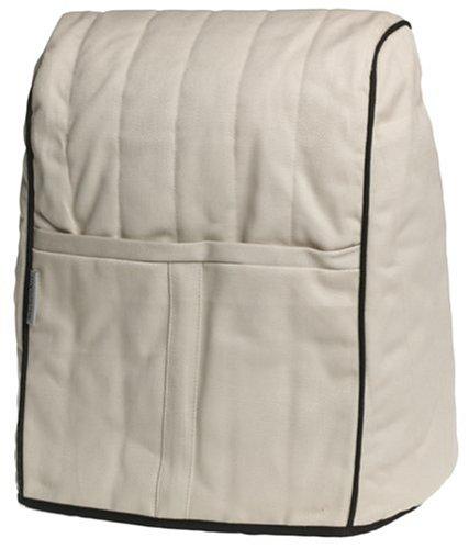 KitchenAid KMCC1KB Stand Mixer Cloth Cover - Khaki - smallkitchenideas.us