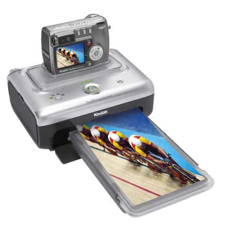 Kodak Easyshare Printer Dock (Discontinued by Manufacturer) (With Printer Kodak Camera Dock)