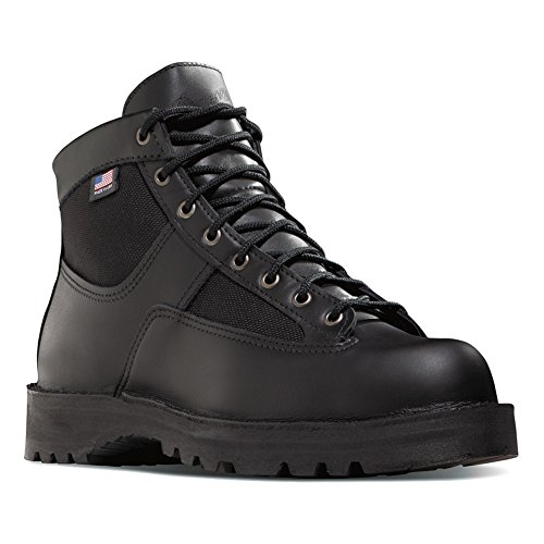 Danner Patrol 6 Inch Law Enforcement Boot, Black,10 D US by Danner