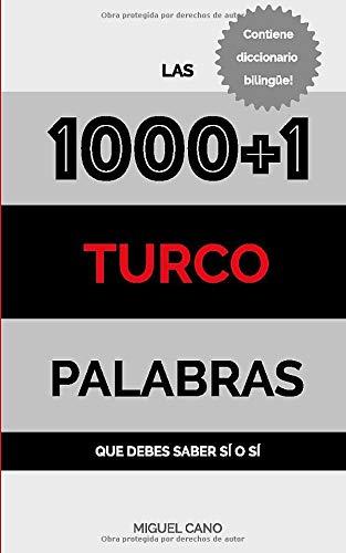 Turco  Las 1000+1 Palabras Que Debes Saber Sí O Sí