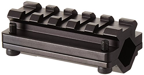 (UTG Universal Single-rail Rifle Barrel Mount, 5 Slots)