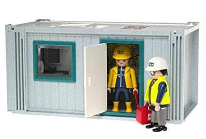 Playmobil 3260 Construction Crews Office
