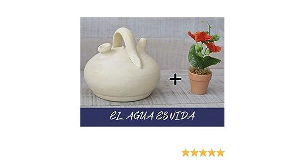 Dispensador de agua H2O 1.5-2 litros Aprox. Especial para el refrigerador: Amazon.es: Hogar