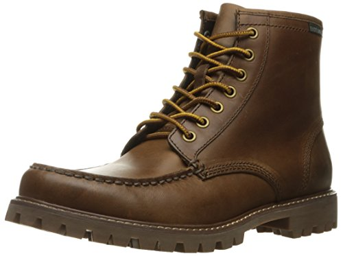 Eastland Men's Lansing Boot, Natural, 10 M US