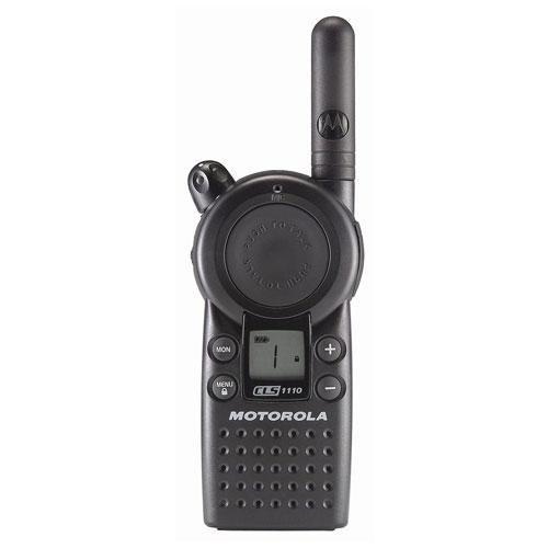 SSG   Two Way Radio - Motorola CLS1410