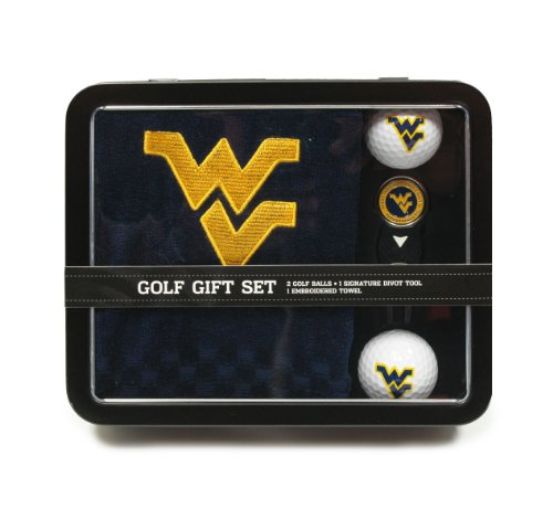 UPC 637556256782, NCAA West Virginia University Golf Ball (Set of 2)