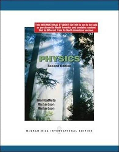 amazon com physics 9780070172449 alan giambattista books rh amazon com Solution Physics PNG Velocity Physics