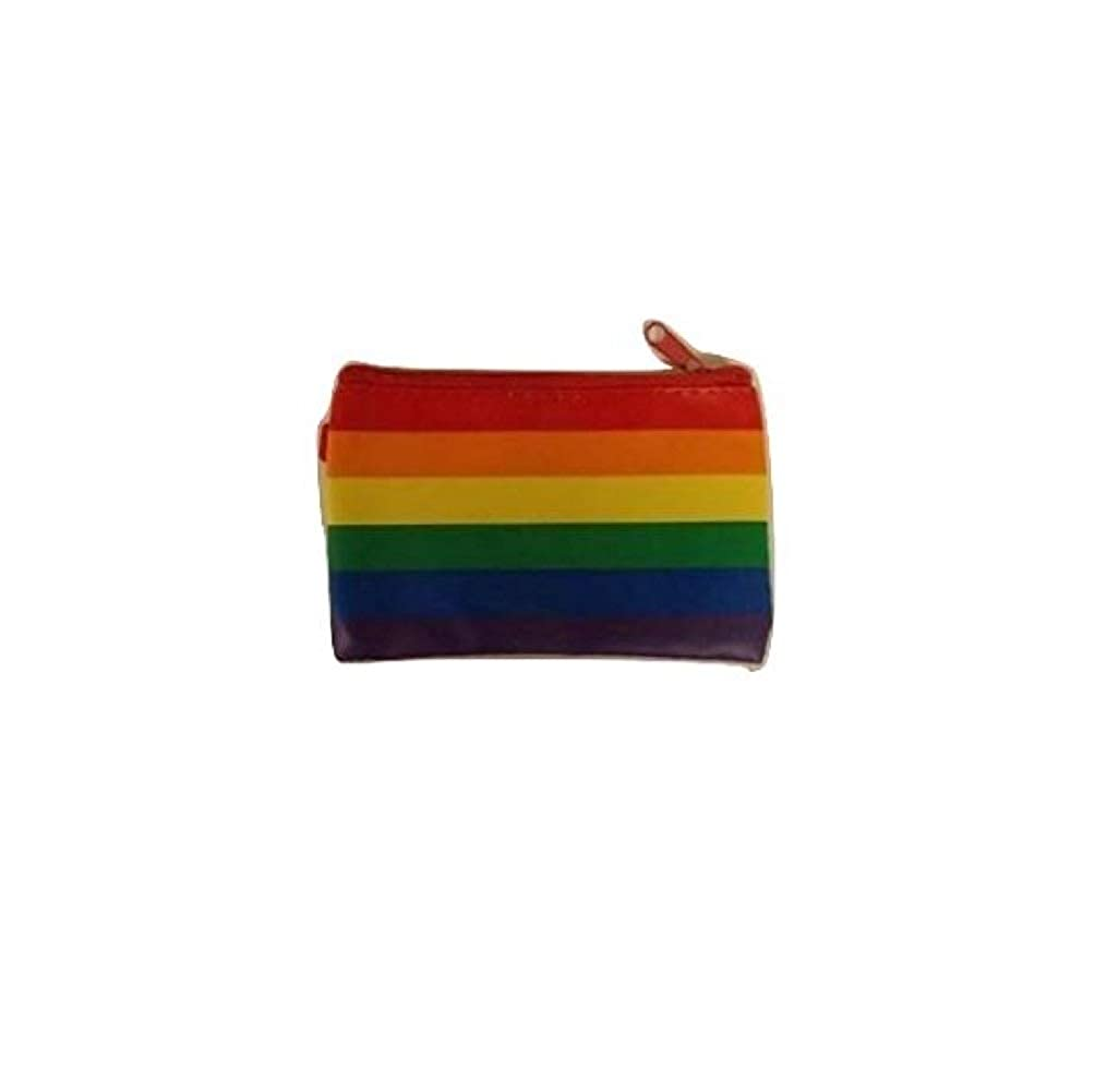 Rainbow Coin Purse 2 Brothers Unlimited