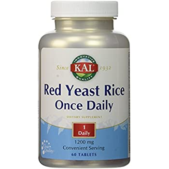 Amazon.com: BlueBonnet Red Yeast Rice Supplement, 60 Count