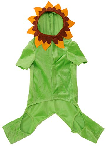 Picture of Rubie's Pet Costume, X-Large, Sunflower