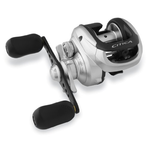 Shimano Citica Baitcast Reel Right Hand 4+1 Ball Bearings (7.1:1 10-Pounds/155 Yard), Outdoor Stuffs