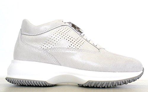 Hogan - Zapatillas de Piel para mujer blanco Bianco