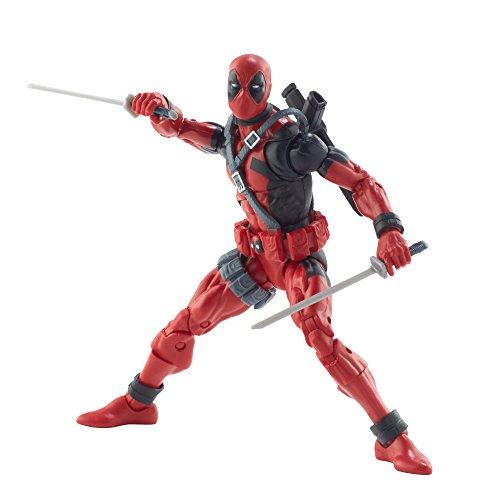 Marvel Legends Deadpool 2 Deadpool 15cm Action Figure Buy Online In Uae Kids Products In