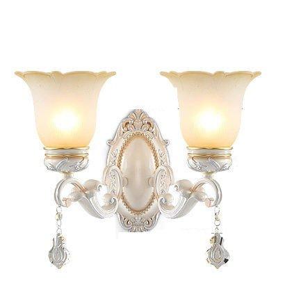 Wandleuchte Wohnzimmer-Innenbeleuchtung im Freien dekorative Wandlampe Kristall