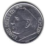 1981 Vatican City 50 Lire Coin KM%23157