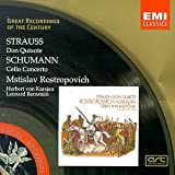 Strauss: Don Quixote / Schumann: Cello Concerto