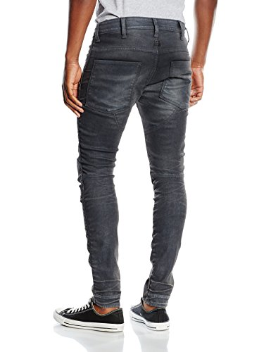 G-Star 5620 3d Super Slim, Jeans Homme, Gris (Dk Aged Cobler 3143), W31/L34 (Taille fabricant: 31/34)
