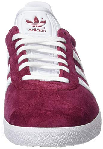 Bordeaux Gazelle Mt Rouge Derbys Blanc Collegiate Hommes Mt bourgogne Or Adidas Ftwr vAq75