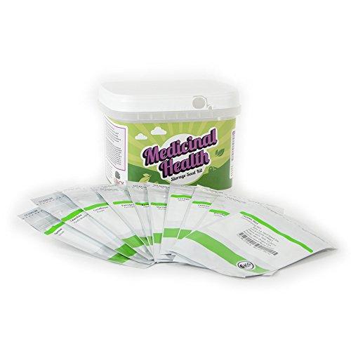 Medicinal-Garden-Survival-Seed-Assortment-Over-20000-Long-Term-Storage-Emergency-Seed-Vault-Non-GMO-Heirloom-Healing-Herbs-Cayenne-Fenugreek-Lemon-Balm-Yarrow-More
