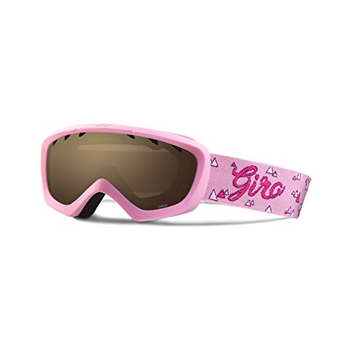 Giro Chico Kids Snow Goggles Pink Magic Mountains - AR40