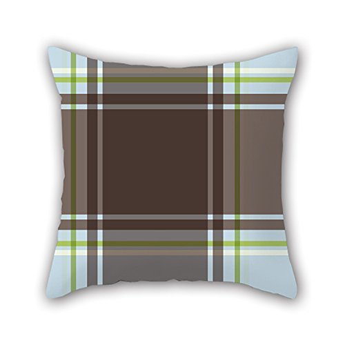 PILLO Throw Pillow Covers Of Tartan 20 X 20 Inches / 50 (Auto Tune 5 Review)