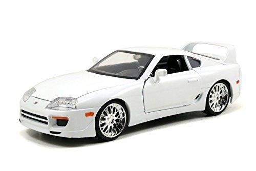 toyota supra model car diecast - 8