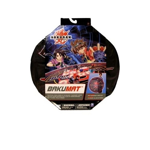 Sega Toys Bakugan Battle Brawlers BakuMat Official Travel...