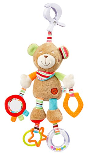 Fehn 091878 Activity-Teddy mit Klemme