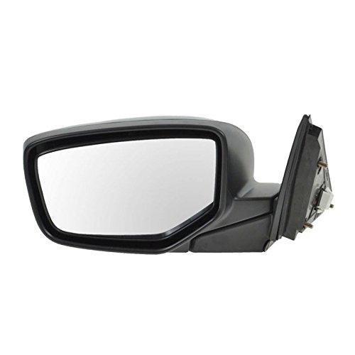 Folding Power Side View Mirror Driver Side Left LH for 08-12 Honda Accord (Sedan Power Side View Mirror)