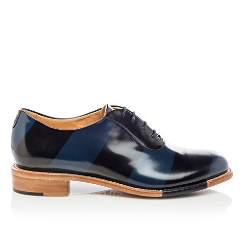 Oxford Mr Navy The Angela Scott Blue of Ocean Striped Smith Office aaIqC8