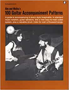 Abe and Malka's 100 Guitar Accompaniment Patterns 1974 (songbook)