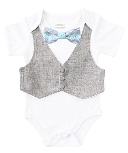 Noahs Boytique Bow Tie Outfit