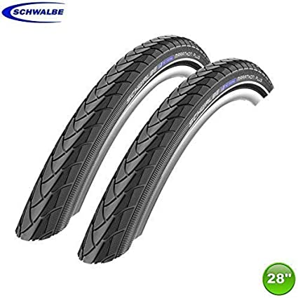 Schwalbe Marathon Plus Tour Performance SmartGuard Rigid Tyre 700 x 47
