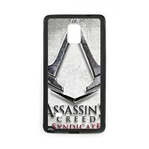 Assassin'S Creed Syndicate Samsung Galaxy Note 4 Cell Phone Case Black gife pp001_9275193
