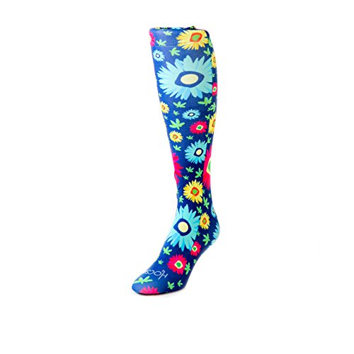 Hocsocx Flower Power Shin Guard Rash UNDER Socks