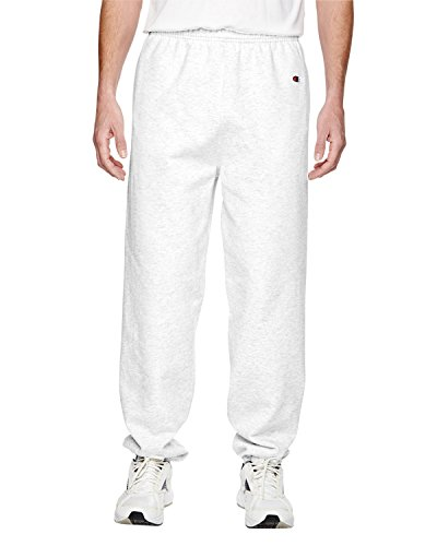 white champion sweatpants - 1