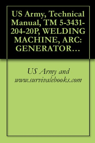 US Army, Technical Manual, TM 5-3431-204 - Spec 3 Engine Shopping Results