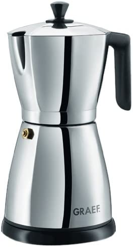 Graef EM85 Cafetera, inox brillante: Amazon.es: Hogar