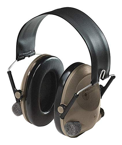 (Tactical Headset, Over The Head, Brown)