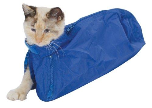 The Cat Sack – Royal Blue Medium, My Pet Supplies