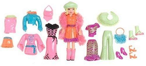 (Arco Toys Ltd Polly Pocket Plushious Fashions- Polly)