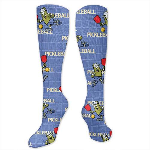 Unisex 3D Socks Pickleball Adult One Size Crazy Tube Funny Socks